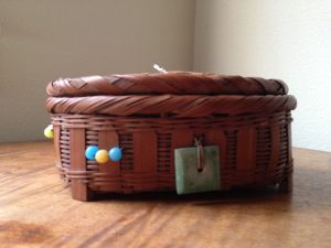 my grandmother's sewing basket