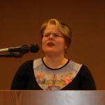 Oregon Book Awards tour 2009, Corvallis
