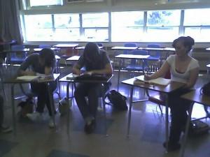 Newport High School writers