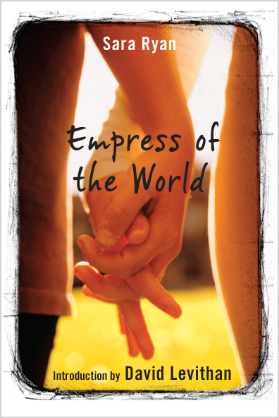 Cover of Empress of the World by Sara Ryan
