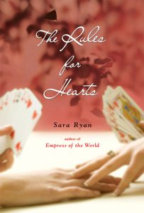 The cover of The Rules for Hearts by Sara Ryan